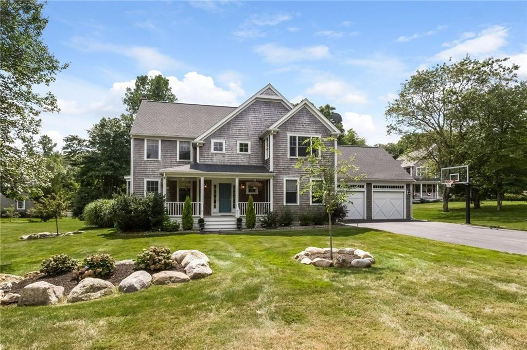 111 SPARTINA COVE WY, South Kingstown, RI 02879