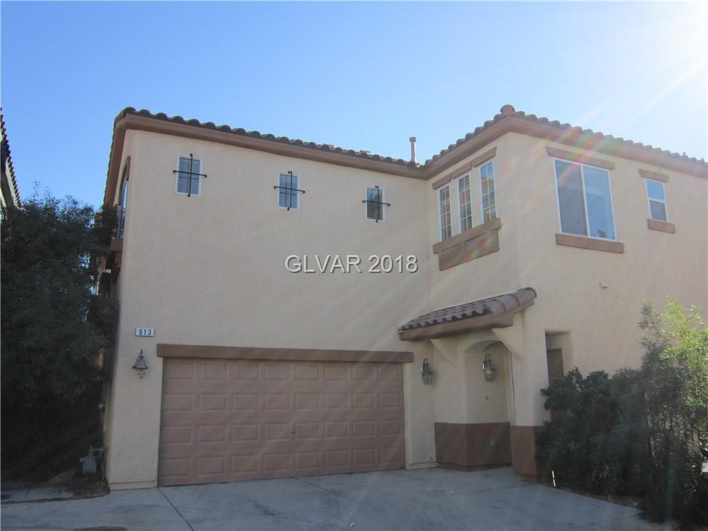 613 PALM WASH Lane, Henderson, NV 89011