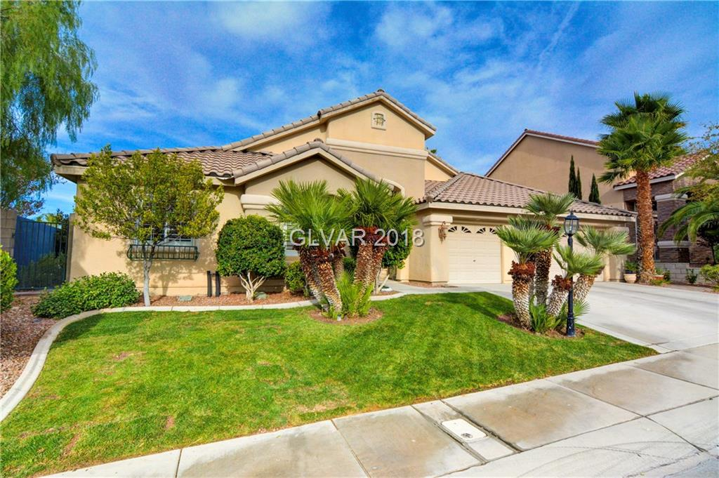 3096 VIA FLAMINIA Court, Henderson, NV 89052
