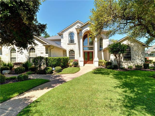 Updated home in desirable Mira Vista. 3 bed up with own baths & lrg game room. Master/spa bath, frml dining, great room, media/den, study & full bath down.  Gourmet kitchen w/dbl ovens, 5 burner gas cook-top, ice maker, sub-zero fridge & wine bar. Acacia wood & recently updated tile floors down. Pool and spa with child-safety fencing. Laundry with sink and storage. Electric car charging in 3-car garage.  This home is for the discerning buyer w/easy access to hospitals, restaurants, freeway, conveniences.