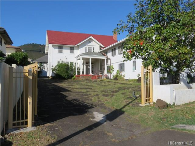 """Located close to the University of Hawaii, this property has 25 bedrooms in three separate homes (4-9-12 bedrooms). Great investment opportunity.Shown by appointment only. """"All information is deemed reliable, however it must be verified by buyer before close of escrow..""""All information is deemed reliable, however it must be verified by buyer before close of escrow."""""""