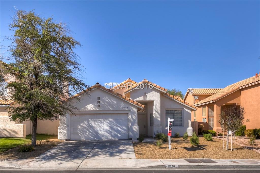 9216 SUN ROSE Avenue, Las Vegas, NV 89134