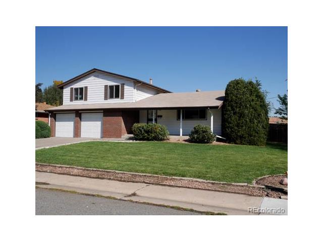 Image of a home in 5905 West Colgate Place Bear Valley Denver CO