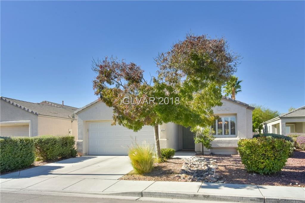 3259 DRAGOON SPRINGS Street, Las Vegas, NV 89135