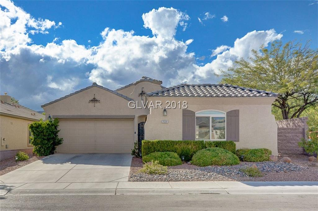 2539 THORNVIEW Street, Las Vegas, NV 89135