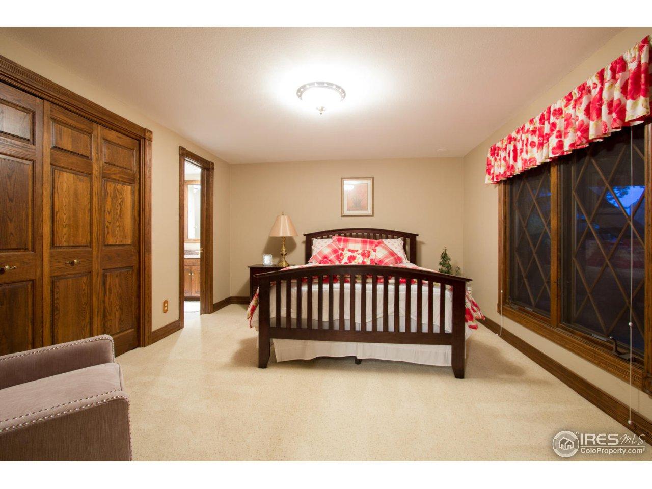 Bedroom basement