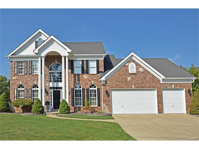 1947 Terrimill Terr, Chesterfield, MO 63017