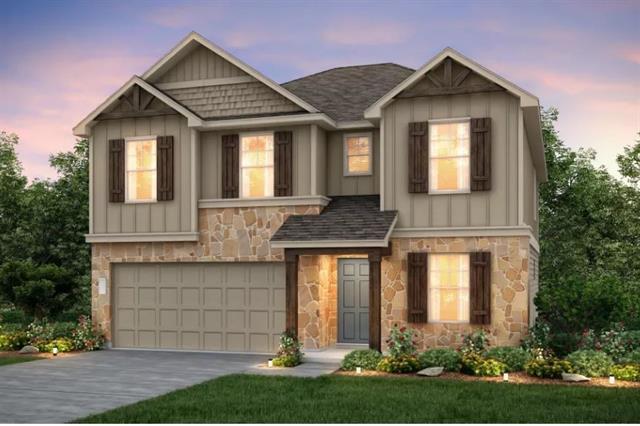Pulte Homes, Kisko Z-Elevation, Rendering
