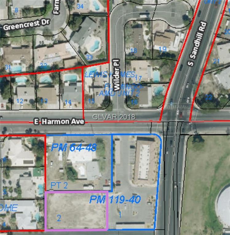 3765 E Harmon, Las Vegas, NV 89121