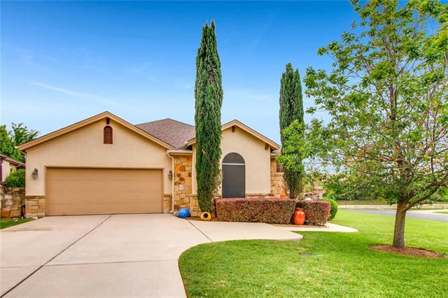 Imagine yourself living in the convenient Yaupon Creek subdivision in Lakeway. This well-maintained single story 3 bd 2.5 ba home boasts beautiful granite counter tops in the spacious kitchen that opens to living space.  Great neighborhood with established residents and community pool for relaxing with friends. Centrally located w/easy access to 620. ONE Owner, with no pets or children.  Spacious yard, with gorgeous landscaping and welcoming patio.