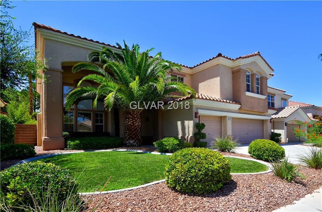 521 TUSCANY VIEW Street, Las Vegas, NV 89145