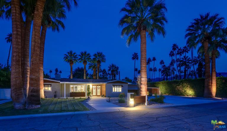4 Palomino Road, Palm Springs, CA 92264