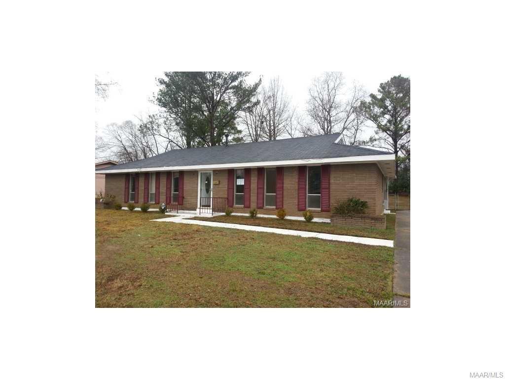 4725 COVENTRY Drive, Montgomery, AL 36116