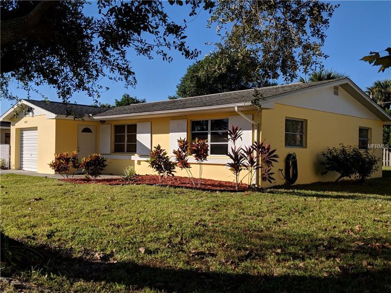 4025 YUCATAN CIRCLE PORT CHARLOTTE, Florida