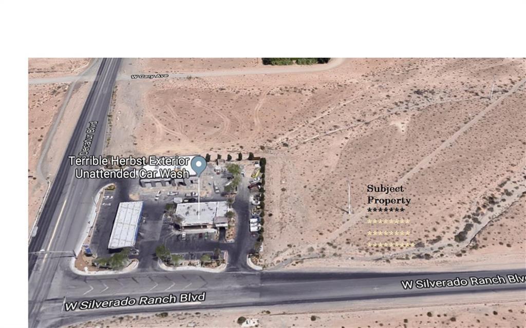 0 Silverado Ranch Boulevard, Las Vegas, NV 89139