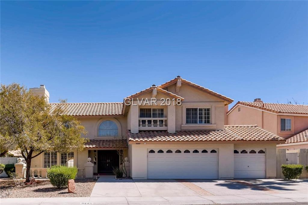 9445 NAVY BLUE Court, Las Vegas, NV 89117