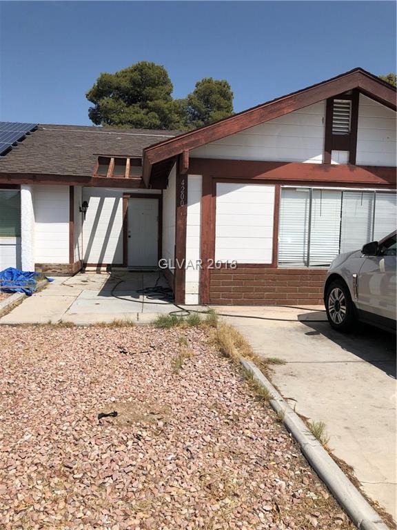 4200 Butterfield Way, Las Vegas, NV 89103