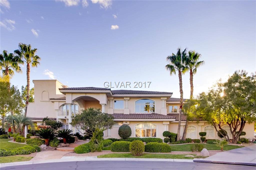 10033 W HIDDEN KNOLL Court, Las Vegas, NV 89117