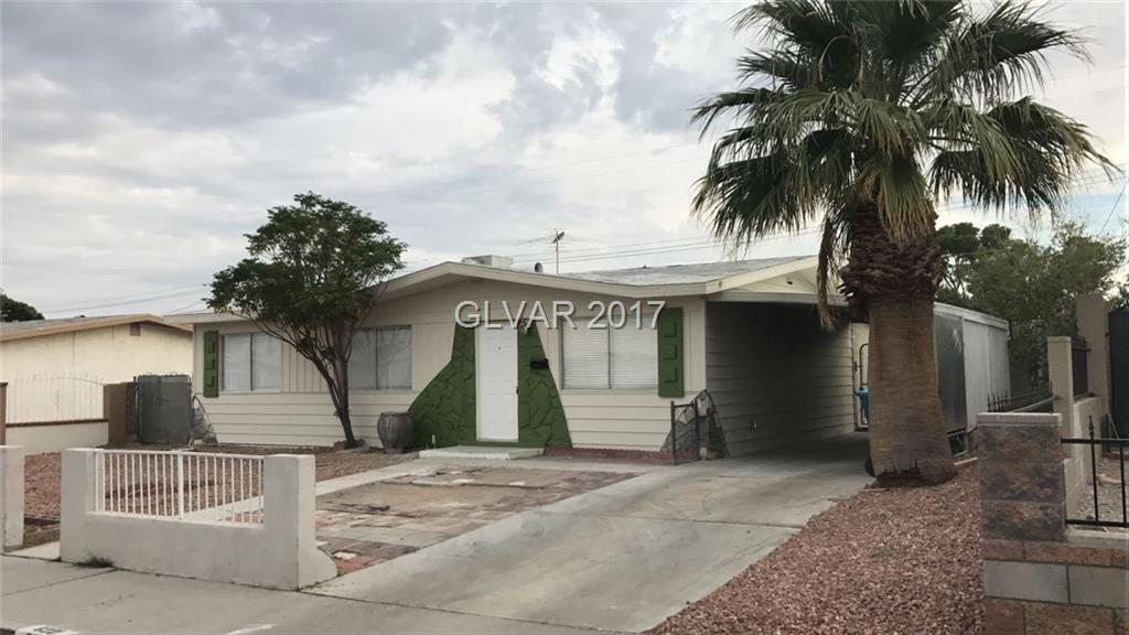 JUST REMODEL!!!MUST SEE!!! Single Story Home with 4 Bedrooms and 2 full Bath. Brand NEW Stainless still appliances. NEW full bath. Ceramic Tile Floors, NEW Paint INTERIOR AND EXTERIOR, Freshly Painted. .huge Backyard with two Additional Storage in back yard