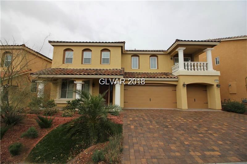 6463 MOUNT PALOMAR Avenue, Las Vegas, NV 89139