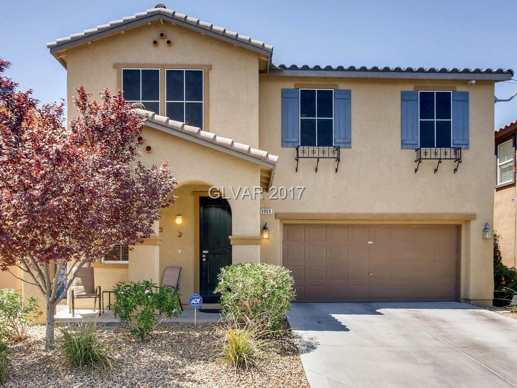 9969 SILVER CLIFF Street, Las Vegas, NV 89178