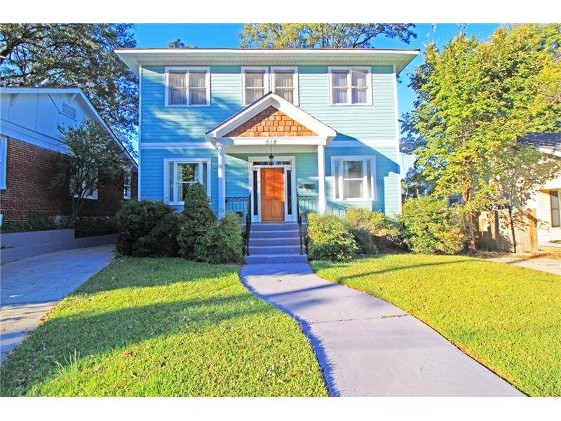518 Winton Terrace NE, Atlanta, GA 30308