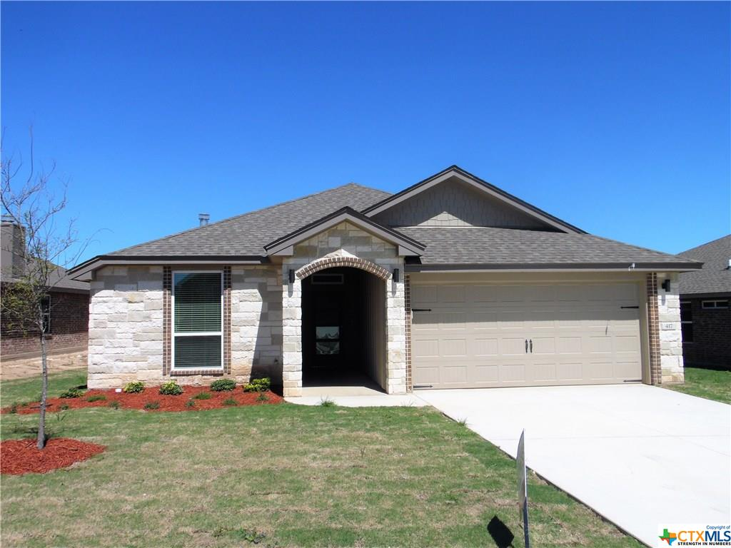 417 Bella Rose Drive, Belton, TX 76513