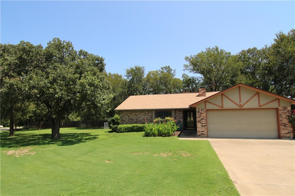 411 Shady Grove Drive, Granbury, TX 76049