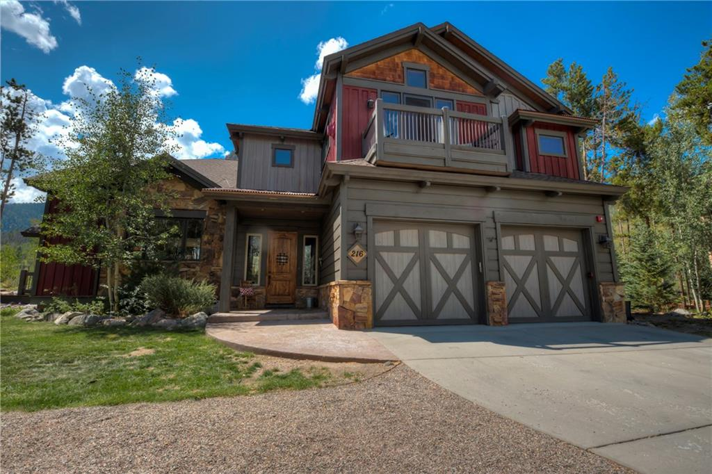 This is a builder's personal residence - be prepared for amazing. This home has four bedrooms, each with its own ensuite bathroom; hand scraped cherry hardwood floors and a big window plan in the great room; plus a huge island, walk in pantry and custom cabinetry in the kitchen. Doors & trim are solid alder. The home is fully insulated with an extra layer of spray foam for high energy efficiency and quiet. Lower level 2nd living and office. Located on a private cul-de-sac. $75K projected income.