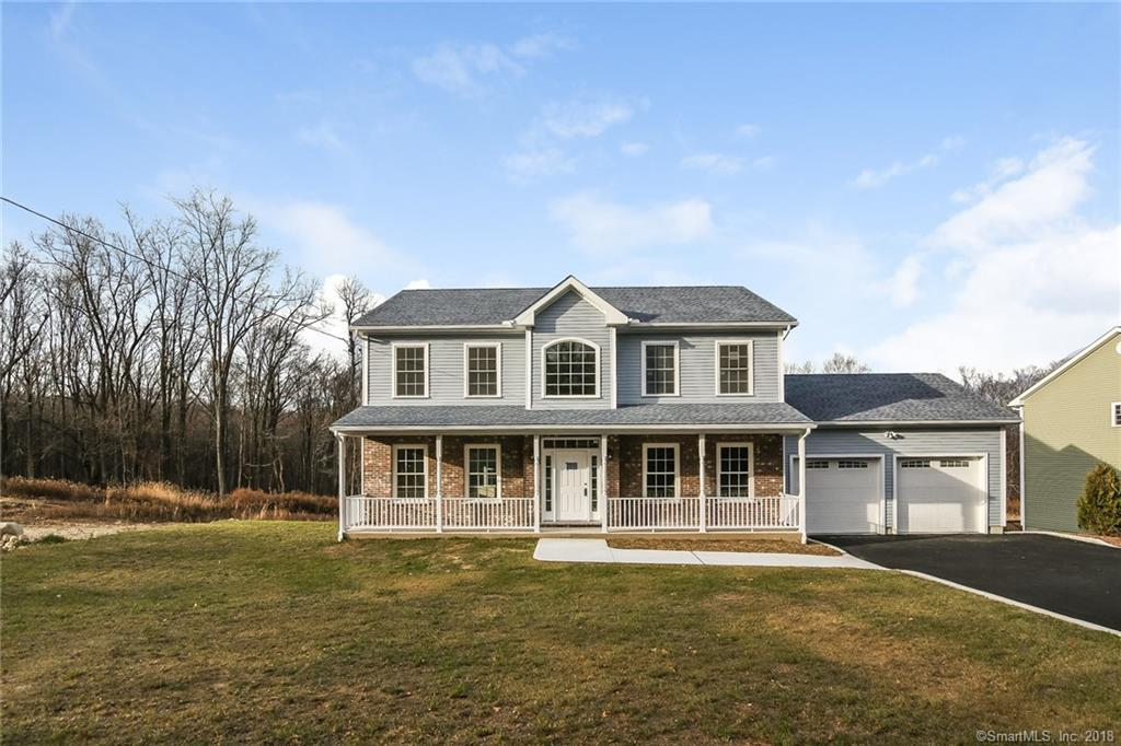 Spacious 4BR Colonial now under construction on level 2+ acre lot in desirable King St. area. Open floor plan featuring kitchen w/granite counters & SS appliances, FR with gas fireplace, hardwood floors, front porch and deck overlooking great back yard. Large master bedroom suite and 3 good size bedrooms on second floor. Great opportunity to own new construction in a great commuting location with easy access to I-84 & I-684 and all area amenities.