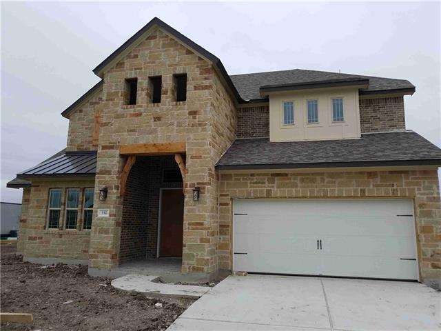 Westin Homes NEW Construction (Hopkins, Elevation E) is a stunning 4 bed & 3.5 bath home. The Magnificent Rotunda Style Entry, Art Niches, Granite Countertops and Tall Upper Kitchen Cabinets are just a few of the designer touches found through out the home.  Gorgeous Wall of windows in Family Room, Owner suite First Floor with Coffered Ceiling & oversized walk in closet, Secondary Rooms up with Game & Media Rooms, Large covered back patio!  Come by Today to Tour this Gorgeous Home in Santa Rita!