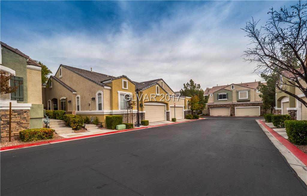 Check out this rare 1 story, 3 bedroom town home is the highly sought after gated community of Fairway Pointe. This highly upgraded home features wood floors throughout/travertine in kitchen/matching granite in kitchen and baths/ custom back splash in kitchen and baths/ roll outs in kitchen cabinets/ tiled fireplace/surround sound/ RO system/water softener/ full 2 car garage/ alarm system/ low maintenance backyard and so much more.