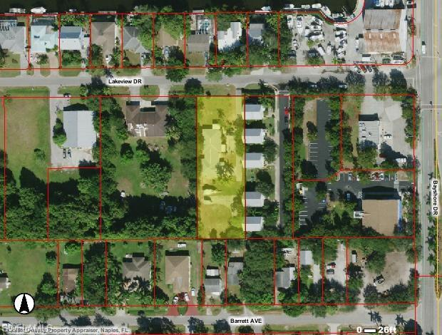 2760, 2766, 2772 Lakeview DR, NAPLES, FL 34112