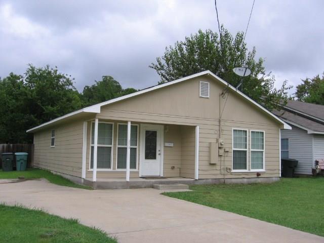 319 W Tennessee Street, Sherman, TX 75090