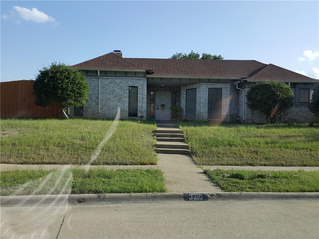 3310 Ridge Oak Drive, Garland, TX 75044