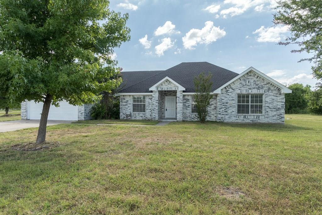 Enjoy country living close to the city in this beautiful, Move in Ready, single story home on an acre lot. The 4 Bed, 2 Bath, with an Office home was fully remodeled in 2017. Some of the many upgraded features include new kitchen cabinets, steel gray granite, new Whirlpool appliances, and granite in the bathrooms. The home was freshly painted and flooring was replaced throughout the entire house. The roof and entire HVAC system have been recently replaced.