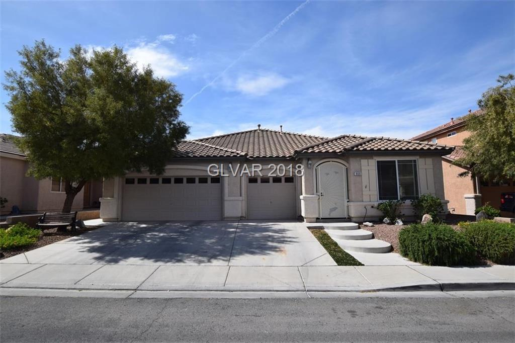 960 BUFFALO RIVER Avenue, Henderson, NV 89002