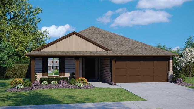 UNDER CONSTRUCTION - ESTIMATED COMPLETION IN OCTOBER 2018.  THIS HOME HAS STUNNING CURB APPEAL WITH BERMUDA GRASS SURROUNDING THE ENTIRE HOME INCLUDING THE SPACIOUS BACKYARD.  THIS COMMUNITY EMBRACES THE ESSENCE OF THE HUTTO LIFESTYLE. COME CLAIM YOUR PIECE OF TEXAS!