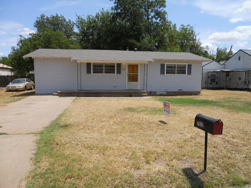 2525 Cumberland Street, Vernon, TX 76384