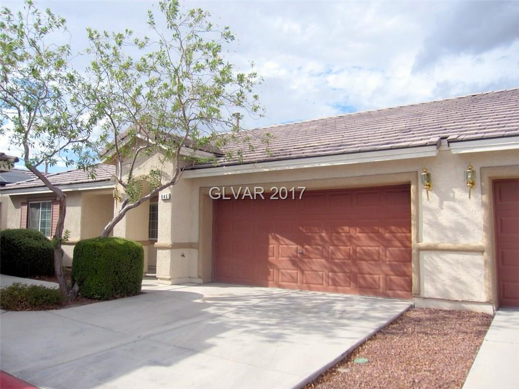 846 APPLEBLOSSOM TIME Avenue, North Las Vegas, NV 89031