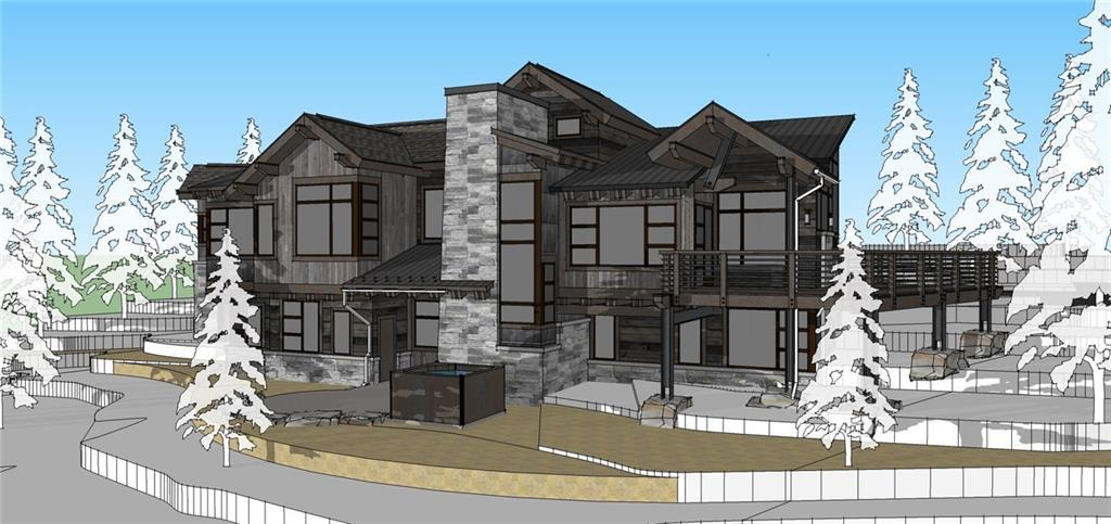 This new construction home in the Highlands at Breckenridge is a modern masterpiece.  Situated on a large, private lot with BIG views to the Ten Mile Range and Baldy Mountain.  Towering window wall to capture it all.  Indoor/outdoor space on both levels, perfect for entertaining.  Access Summit County's best Nordic Skiing and Mountain Biking at the end of the street at the Gold Run Trailhead.  Designed by the best: BHH Architecture and Abigail Elise Interiors. Smart Home with Solar Power!