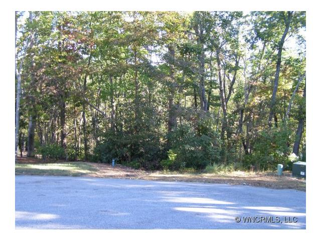 Great lot in gated golfing community. Easy to build lots of hardwoods and mountail laurel. Located near golf, tennis , fitness, indoor/outdoor pools and historic clubhouse with a full calendar of social events.