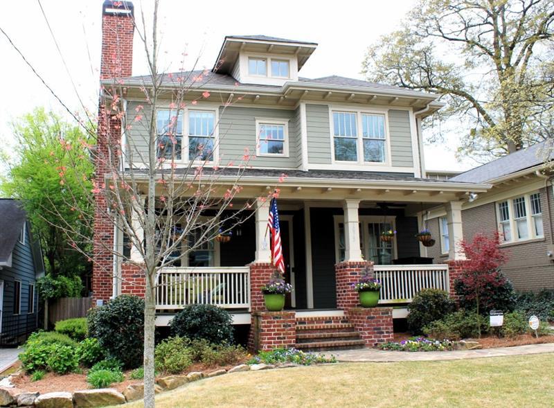 1075 Rosedale Drive, Atlanta, GA 30306