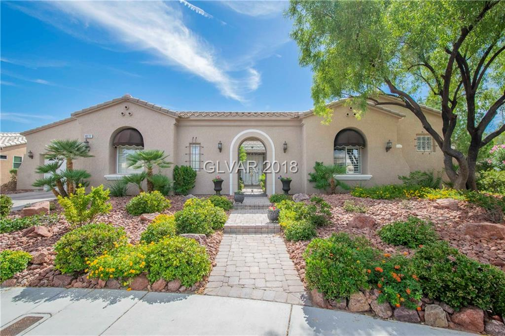 10277 ROMA MADRE Avenue, Las Vegas, NV 89135