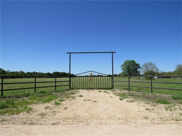 Gorgeous property located just outside of Rockdale.  GREAT HOMESITE!   Property for sale is in the SW portion of the entire portion of the 58 acres owned by the sseller, property being sold includes pond, (see aerial).  13+- acres, will be sold by price per acre at $12,000.00 per acre, depending on number of acres surveyed.  Restricted against any mobile, manufactured, modular homes, bird or hog farms, or commercial use of any kind.  For use only for one single family home, farm, and/or ranch purposes.
