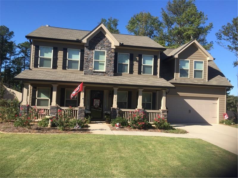 520 Greenridge Lane, Loganville, GA 30052