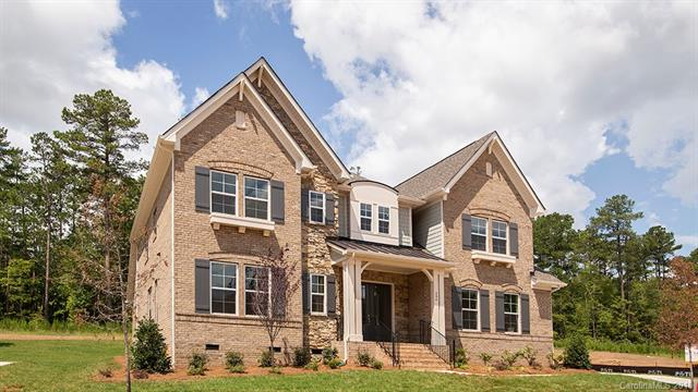 The Falls at Weddington delivers a location and lifestyle second to none.  It's tucked away on Antioch Church Rd just minutes from I-485, local shops, restaurants and more.  Elegant European-inspired architecture with brick front, sides and rear.  Beautiful, open gourmet kitchen with Over-sized Quartz island.  10' ceilings first floor, 9' second, Gas Fireplace in Great Room, Full oaks stairs, 12' multislide door, TWO Bonus Rooms on 2nd Floor and popular Owner's Suite with SPA Shower on Main.
