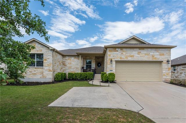 Fantastic single story 4 bedroom home in award wining Lake Travis ISD. Spacious open floor plan living/dining/kitchen with breakfast bar. Sizable master bedroom with 2 walk-in closets. Double vanities in both master and guest bathrooms. Quick access to 620 and less than 2 miles from the Lakeway HEB and all of the Lakeway and Bee Cave area amenities. Minutes from Baylor Scott & White hospital and great shopping at the Hill Country Galleria.