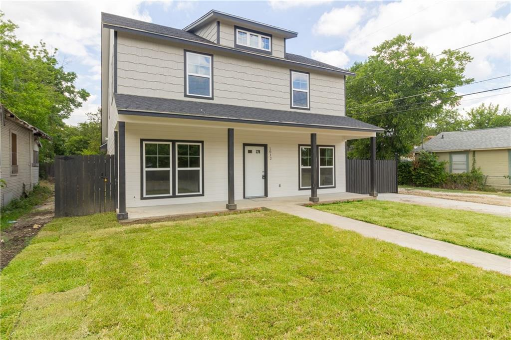 Check out this beautiful 4 bed 3 bath 2 living new construction (2018 build) close to Historic Fairmount, Magnolia, Ryan Place! This home was built with classic historic charm but with all of the amazing amenities and peace of mind that comes with new construction! Upon entering, check out the amazing wood tile floors downstairs and gourmet open kitchen with SS appliances, granite counter tops and custom cabinets. This property is energy efficient with spray foam installation, & beautiful detached garage with opener. Enjoy the covered patio and new sprinkler system with upgraded landscaping. This new home is convenient to schools, shopping, dining, entertainment and highway access.