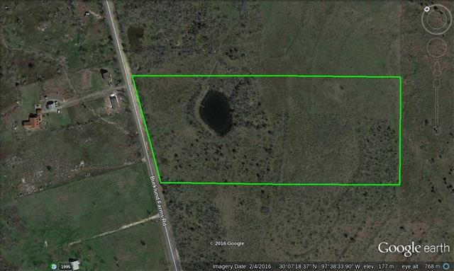 Wonderful homestead acreage tract conveniently located near COTA, ABIA, and SH 130. Views of Austin skyline possible from many portions of the property. Includes ~552' of road frontage.  Additional acreage available.